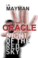 Cover for 'Rise of the Oracle: Night of the Red Sky'