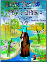 Cover for 'Illustrated Jokes and Take-Offs 1'