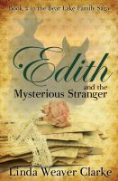 Cover for 'Edith and the Mysterious Stranger'