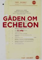 Cover for 'Gåden om Echelon'