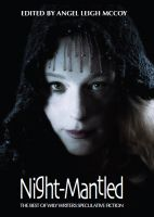 Cover for 'Night-Mantled: Best of Wily Writers, volume 1'