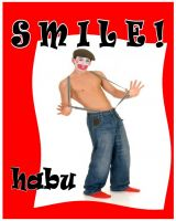 Cover for 'Smile!'