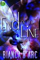 Cover for 'End of the Line'