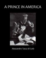 Cover for 'A Prince in America'