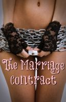 Cover for 'The Marriage Contract (mf hypnosis mind control bdsm erotica)'