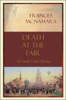 Cover for 'Death at the Fair'