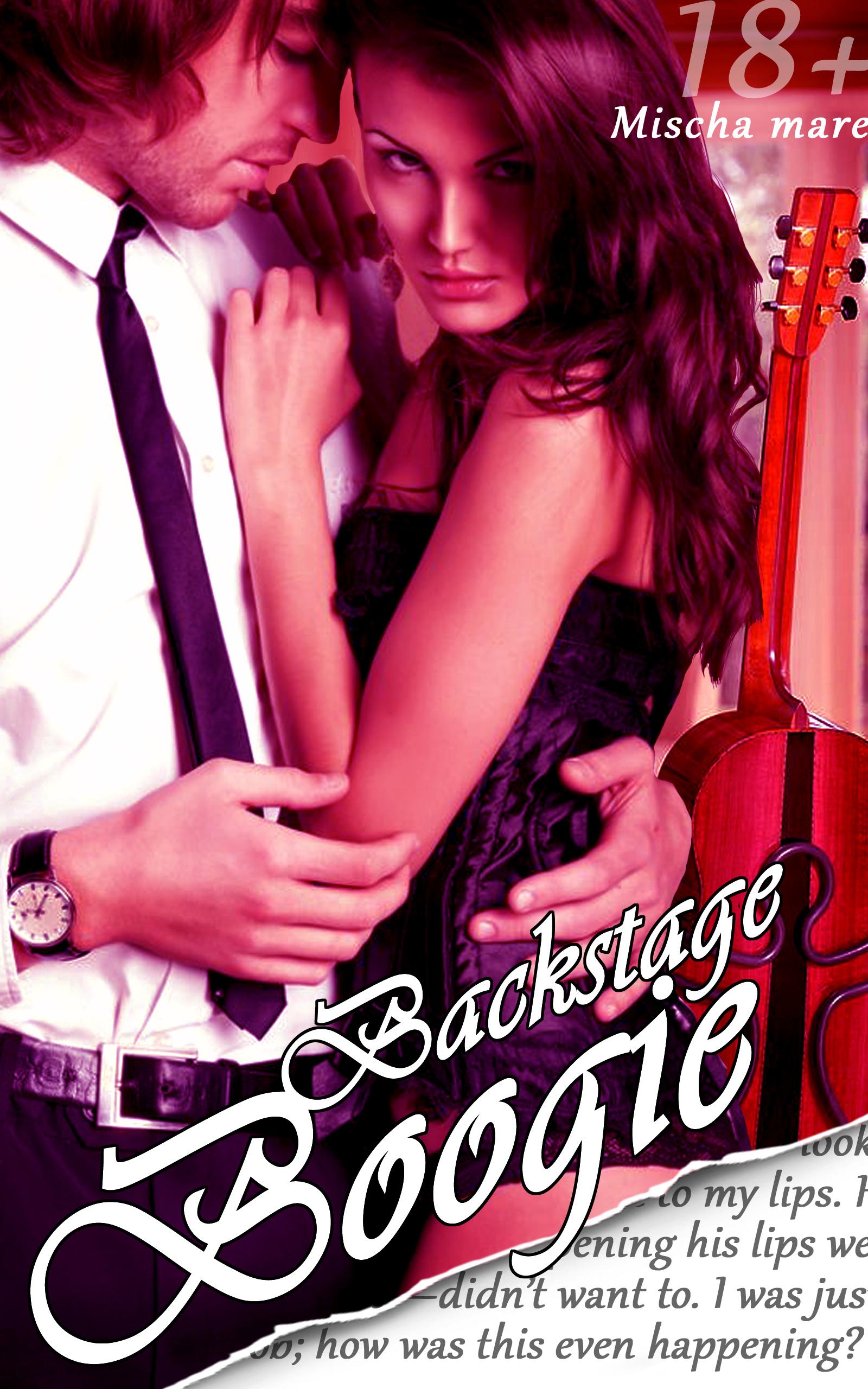Mischa Mare - Backstage Boogie (Rock Star Lovers Series)