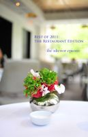 Cover for 'Best of 2011: The Restaurant Edition'