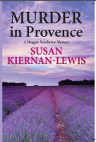 Cover for 'Murder in Provence'