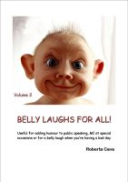 Cover for 'Volume 2 - Belly Laughs for All!'