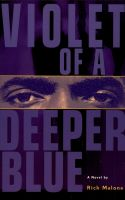 Cover for 'Violet of a Deeper Blue'