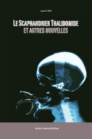 Cover for 'Le scaphandrier Thalidomide'