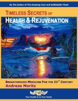 Cover for 'Timeless Secrets of Health and Rejuvenation'