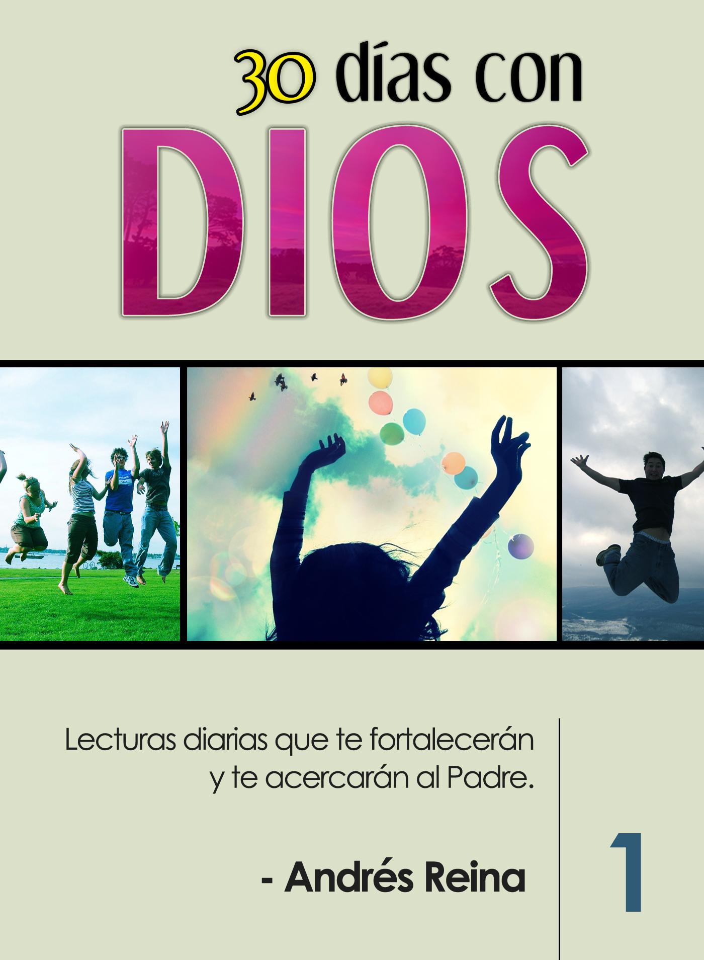 Libro Cristiano Gratis 30 días con Dios
