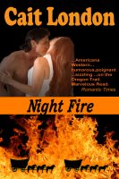 Cover for 'Night Fire'