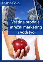 Cover for 'Veštine prodaje, mrežni marketing i vođstvo'