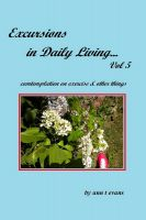 Cover for 'Excursions in Daily Living... Vol 5'