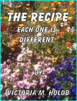 The Recipe, Each One Is Different cover