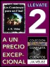 Llévate 2 a un Precio Excepcional: Un Comienzo para un Final y Colección Completa Cuentos by Nuevos Autores