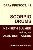Cover for 'Scorpio Drums [Dray Prescot #42]'