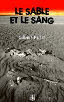 Cover for 'Le Sable et le Sang'