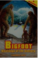 Cover for 'Bigfoot Challenge of the Century'
