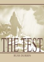Cover for 'The Test'