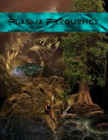 Cover for 'Plasma Frequency Magazine Issue 1'