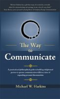 Cover for 'The Way to Communicate'