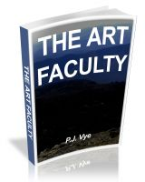 Cover for 'The Art Faculty'