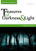 Cover for 'Treasures of Darkness and Light'