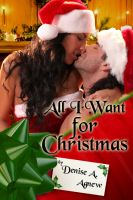 Cover for 'All I Want For Christmas'