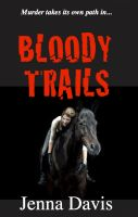 Cover for 'Bloody Trails'