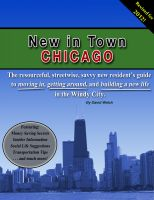 Cover for 'New in Town Chicago'