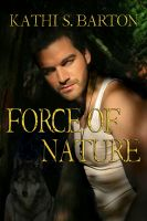 Cover for 'Force of Nature'