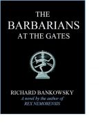 Cover for 'The Barbarians at the Gates'