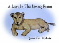 Cover for 'A Lion In The Living Room'
