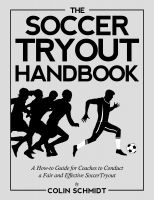 Cover for 'The Soccer Tryout Handbook'