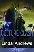 Cover for 'Syn-En: Culture Clash (SciFi Adventure)'