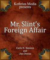 Cover for 'Mr. Slint's Foreign Affair'