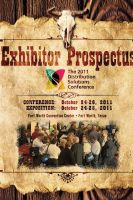 Cover for 'Exhibitor Prospectus'