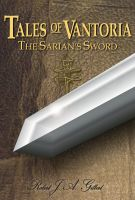 Cover for 'The Sarian's Sword (Tales of Vantoria book 1)'