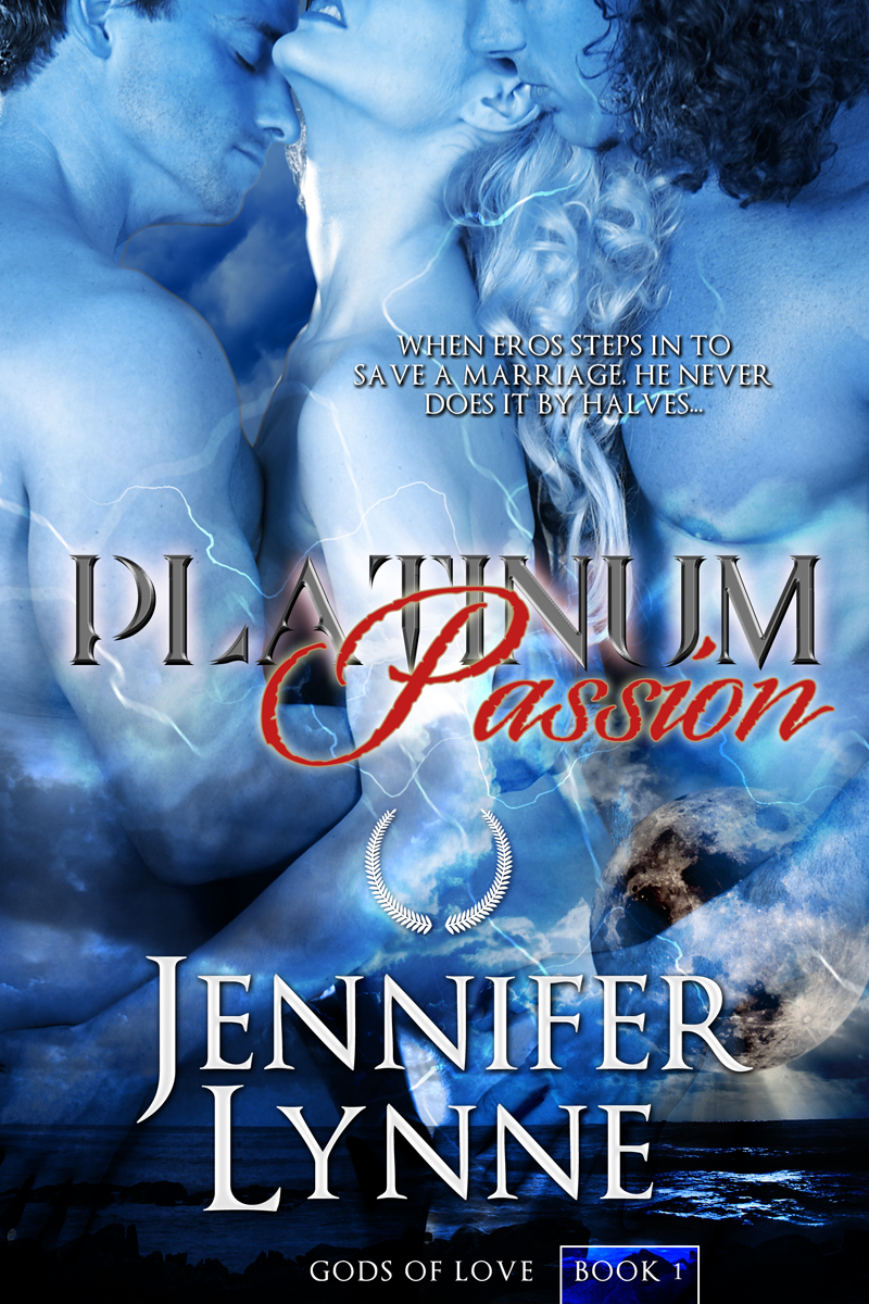 Jennifer Lynne - Platinum Passion (Gods of Love #1)