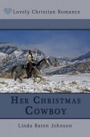 Cover for 'Her Christmas Cowboy'