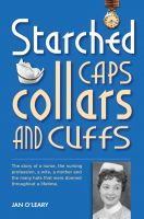 Cover for 'Starched Caps, Collars and Cuffs'
