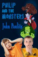 Cover for 'Philip and the Monsters'