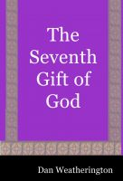 Cover for 'The Seventh Gift of God'