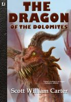 Cover for 'The Dragon of the Dolomites'