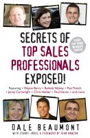 Cover for 'Secrets of Top Sales Professionals Exposed!'