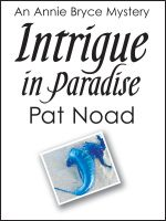 Cover for 'Intrigue in Paradise'